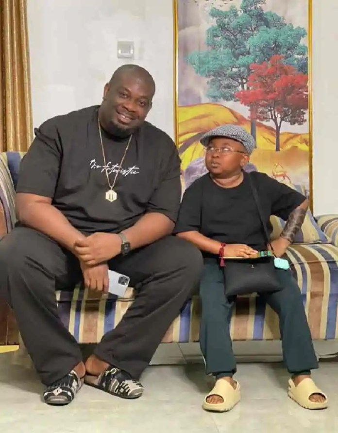 Small Daddy biography, Small Daddy net worth, small daddy and don jazzy