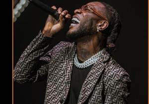 Burna Boy's African Giant Album Has Been Nominated For Grammy Award