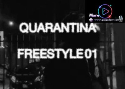 Zombie Juice - Quarantina Freestyle 01
