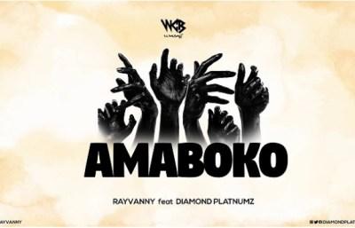 Rayvanny Amaboko Mp3 Download