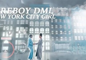 Fireboy DML New York City Girl Mp4 Download