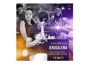 Master KG Jerusalem (Remix) Mp3 Download