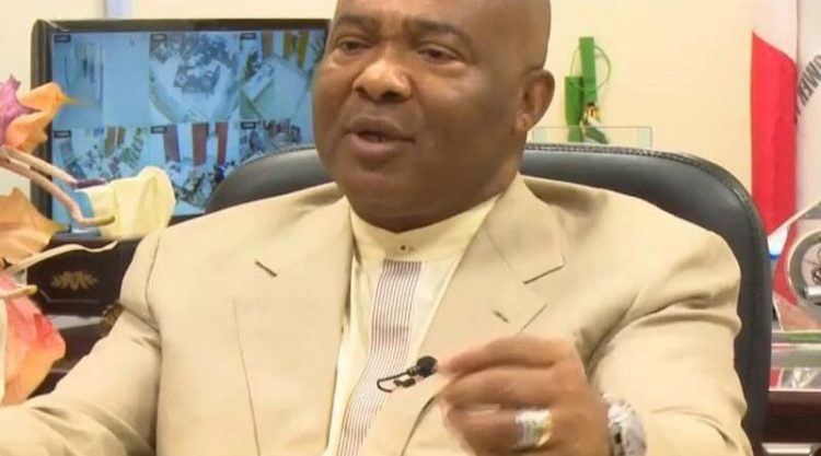I Will Not Tolerate Any More Protests In Imo - Gov. Hop Uzodinma