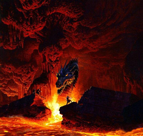 Fantasy Dragon Art Pics Keith Parkinson Page