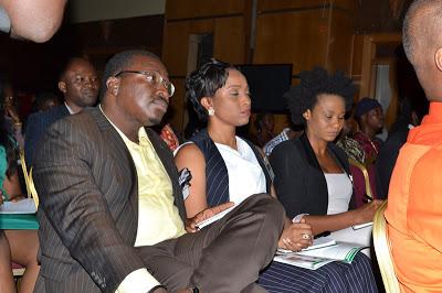 Ali Baba, Ifeoma Williams and Nse Ikpe Etim