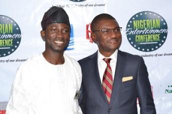 Ayeni Adekunle and Frank Nweke