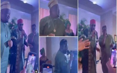 Mo'hits Crew Unites To Thrill Guests At Singer's Wedding