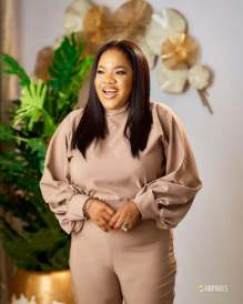 Actress, Toyin Abraham set to start reality TV show featuring her family