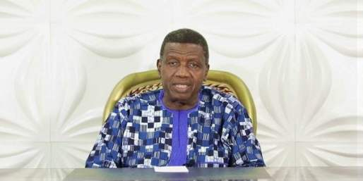 Don'T Cry For My Son Keep Praying For Us Pastor Adeboye