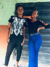 The siblings reportedly died on the spot in a crash while en routing Port Harcourt from Imo where they are schooling.