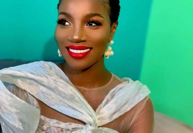 I Will Beat You Nkechi Blessing Threatens Over Seyi Shay And Tiwa Savage's Public Fight