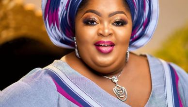 Eniola Badmus Warns those promising to be there for Obama DMW's son