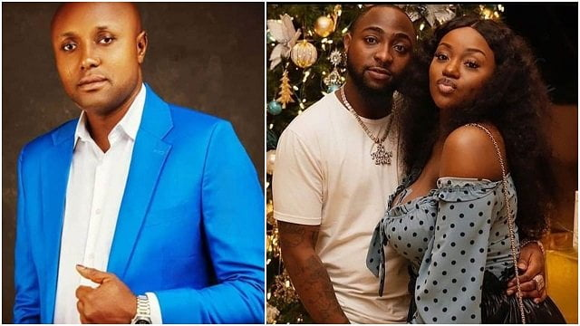 Davido, Chioma's Relationship Is For God To Decide Says Israel DMW