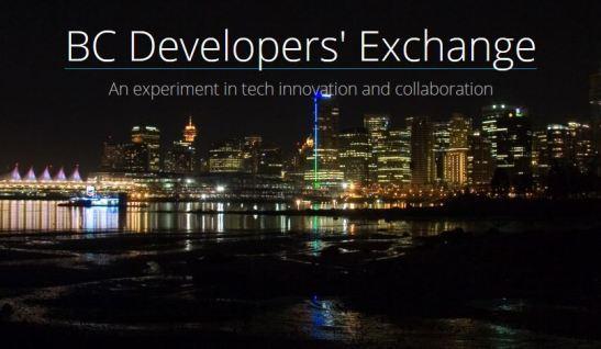 BC Developers' Exchange