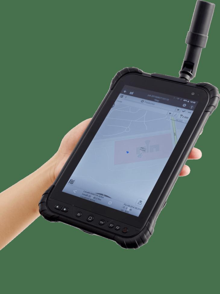 CHC Navigation Introduces New LT700H RTK Tablet