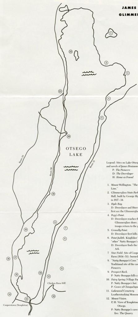 Georeferencing Historic Maps of Susquehanna Valley Region