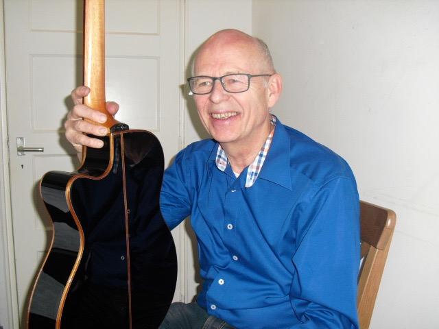 gitaarles oosterbeek
