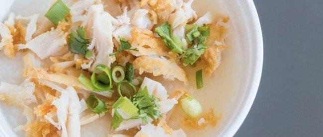 Bubur Ayam - (Sumber: resepseharihari.com)