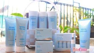Skincare Wardah - (Sumber: cloudeeviews.blogspot.co.id)