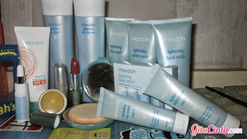 Berbagai Seri Produk Skincare Wardah Dan Kegunaannya