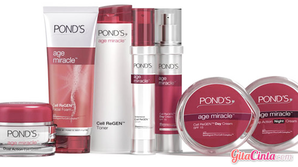 Pond's Age Miracle - (Sumber: stylescope.co.za)