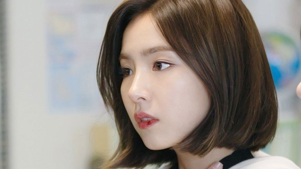 Model Potongan Rambut Pendek Ala Korea Yang Sesuai Untuk Wajah Bulat Pipi Tembem Gitacinta Com