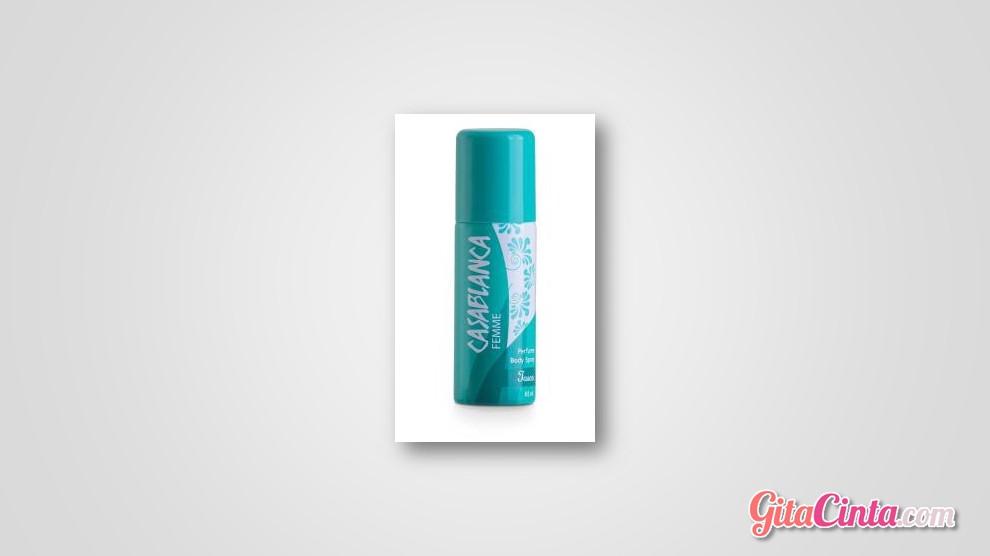 parfum casablanca untuk wanita