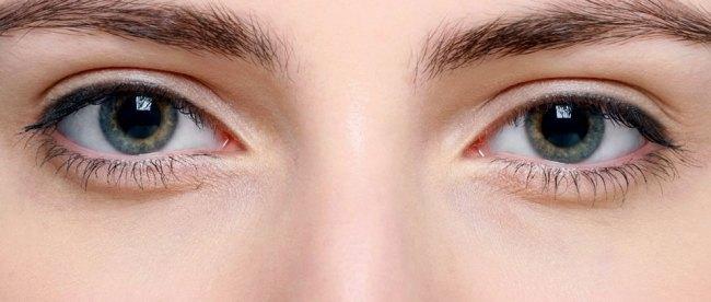 Ilustrasi: kulit lingkar mata yang sehat & cerah