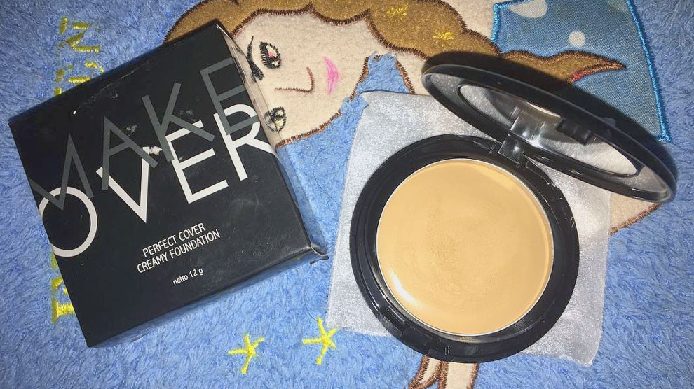 Make Over Perfect Cover Creamy Foundation (instagram: @lovesies_)
