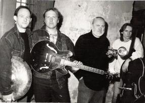Michał Zduniak, Andrzej Chochół, Andrzej Przybielski, Mario Matysek