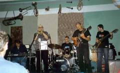 George Whitty, Randy Brecker, Krzysztof Zawadzki, Andrzej Chochół, Robert Kubiszyn