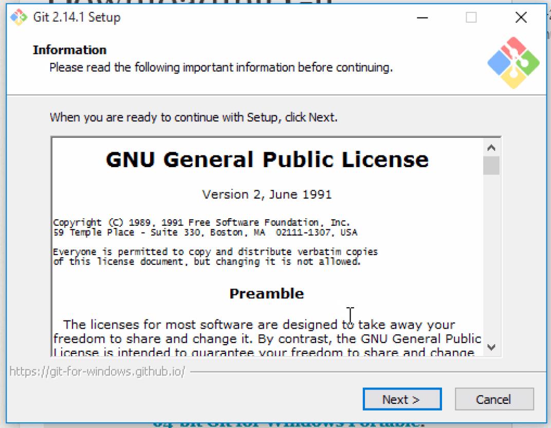 安裝在 Windows 作業系統 - 為你自己學 Git | 高見龍