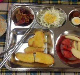 GITC フィリピン留学 朝食