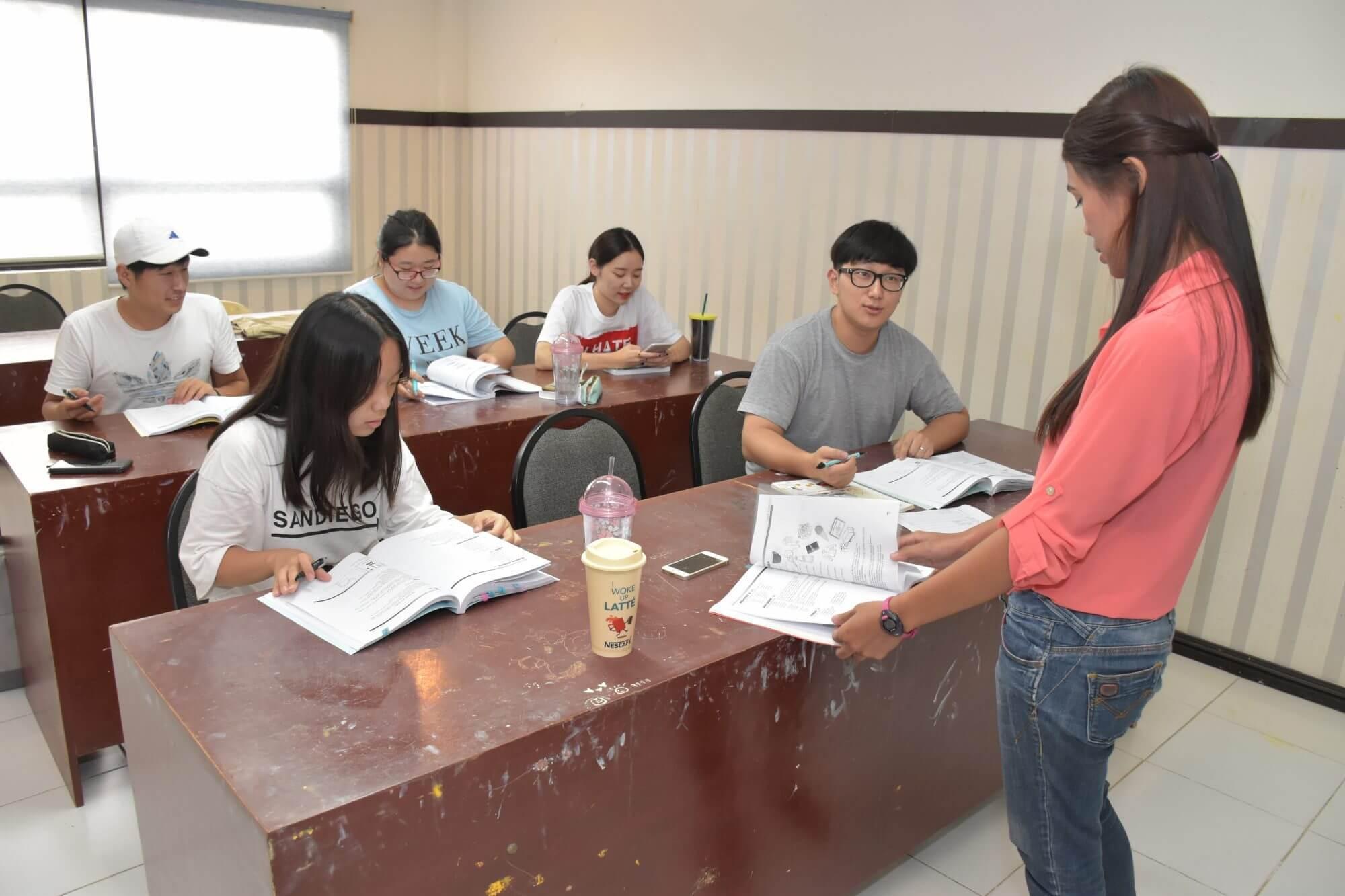 GITC グループクラス フィリピン留学