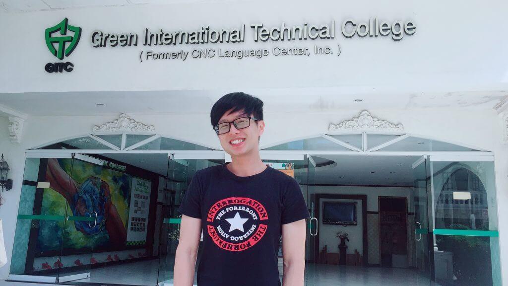 フィリピン留学GITCマネージャー