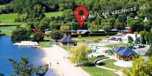 camping Les Saules au coeur de l'Auvergne