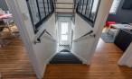 Gite Brest - Au bout du ponton - escalier
