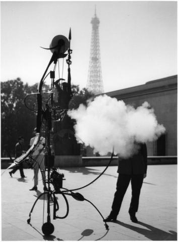 Musée Rodin Meudon - Expo Robert Doisneau sculpteurs et sculptures.
