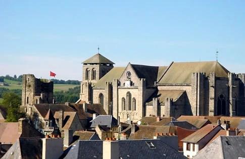 st-yrieix-la-perche church