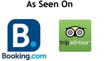Booknig and TripAdvisor