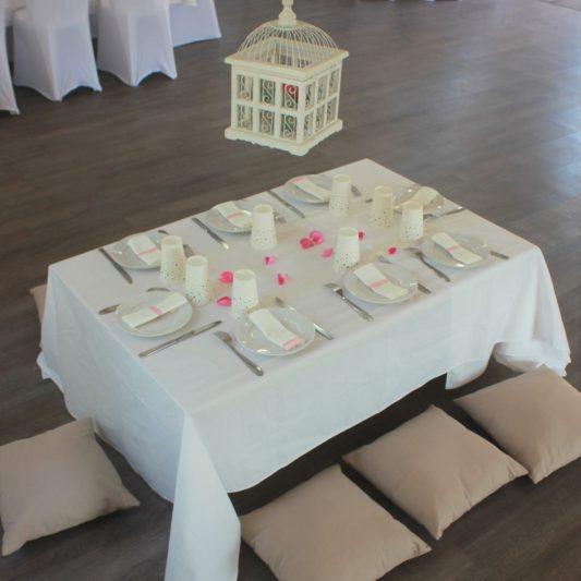 La table des petits