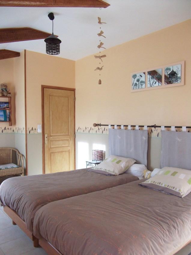 Chambre d'hôtes - Chez Andréa