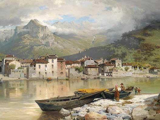 Pescarenico  Lecco  Gite in Lombardia