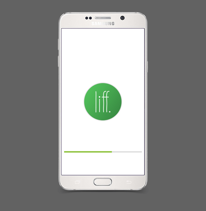 Liff caffee app