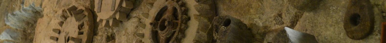 Le seul moulin à eau dans le Tarn ayant les 2 types de meules en état de fonctionner