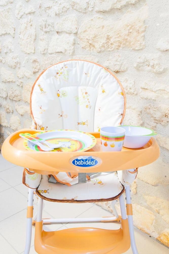 Gite Charente Maritime avec piscine pour bébé