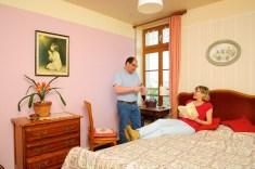 Chambres d'hôtes Sur la Courtine de Coucy