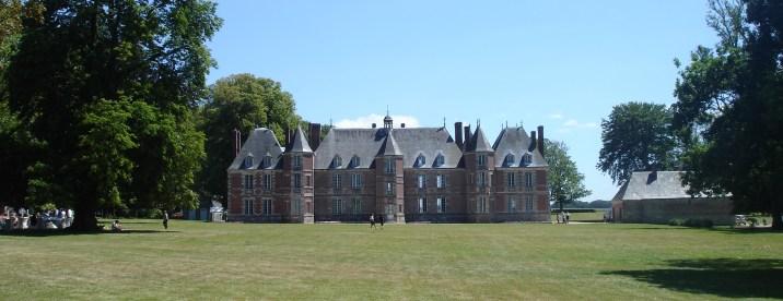 Le château de Janville, datant du XVIIème siècle