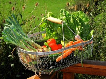Laurent et Mélanie sont des adeptes de la consommation bio et locale