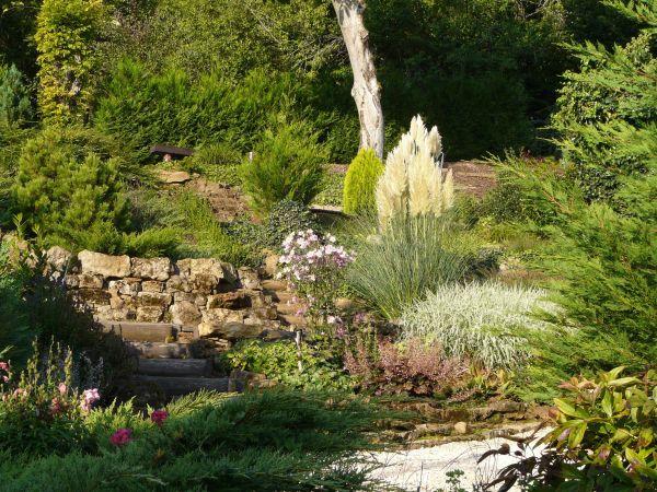 Le jardin, lieu privilégié pour se ressourcer